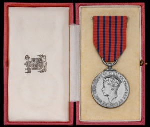 The George Medal
