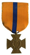 Netherlands - Bronze Cross