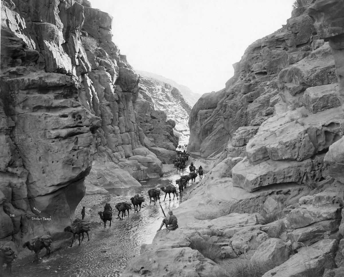 The Shahur Tangi Ambush, North-West Frontier, 1937 ...
